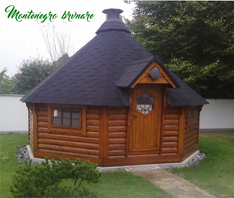 Montenegro Brvnare | Proizvodnja ekoloških kuća-brvnara